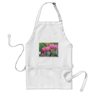 Spring Hearts Adult Apron