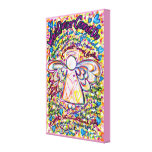 Spring Hearts Cancer Cannot Angel Canvas Painting Canvas Prints