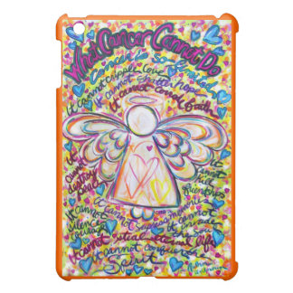 Spring Hearts Cancer Cannot Do Angel iPad Case