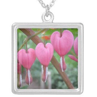 Spring Hearts Necklaces