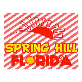Spring Hill, la Florida Tarjetas Postales