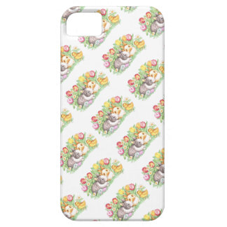Spring Holiday Easter Bunny iPhone 5/5S Case