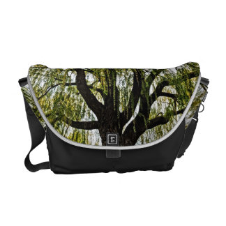 spring hopes muted courier bag