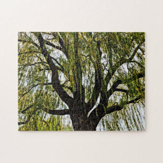 spring hopes muted jigsaw puzzle
