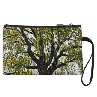 spring hopes muted wristlet wallet