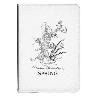 Spring, Housse Kindle 4/Kindle Touch de Caseable Funda De Kindle 4