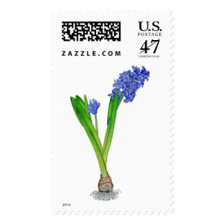 Spring Hyacinth Postage