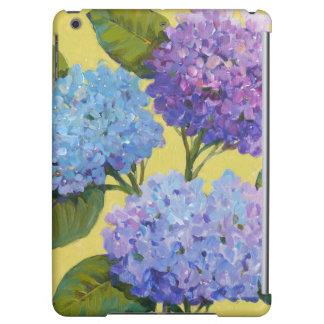 Spring Hydrangeas I iPad Air Covers