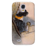Spring idyll by Toulouse-Lautrec Samsung Galaxy S4 Covers