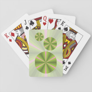 Spring Illusion Classic Playing Cards