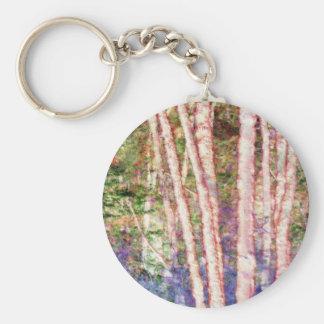 Spring Impressions Keychain