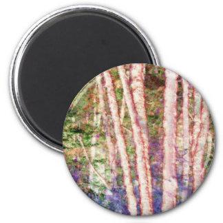 Spring Impressions Refrigerator Magnets