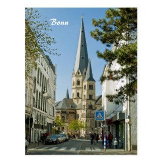 Spring in Bonn Postcard