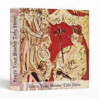 """Spring In King Brand"""" By Meister Hesse (Best Qual Vinyl Binders"""