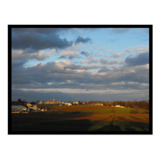 ~ Spring in Lancaster County ~ 111 Postcard