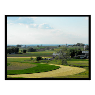 ~ Spring in Lancaster County ~ 141 Postcard