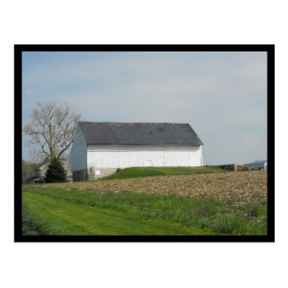 ~ Spring in Lancaster County ~ 39 Post Card
