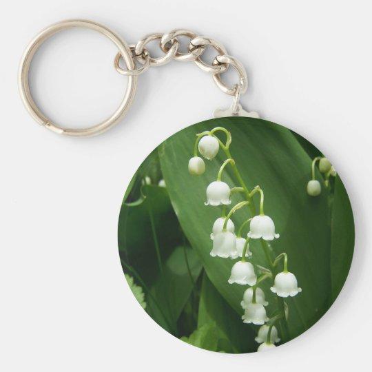 Spring In Maine Keychain