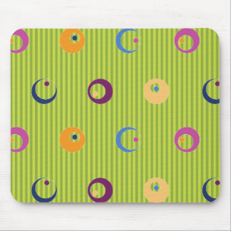 Spring In Orbit Mouse Pad