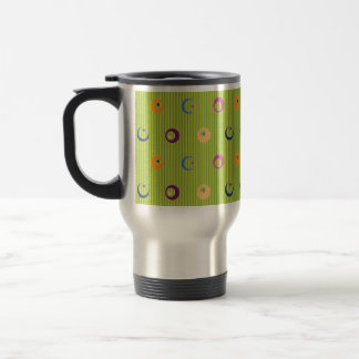 Spring In Orbit Travel Mug