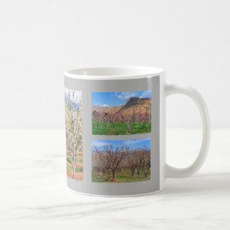 Spring in Palisade, CO Template Mug