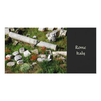 Spring in Rome Photo Card