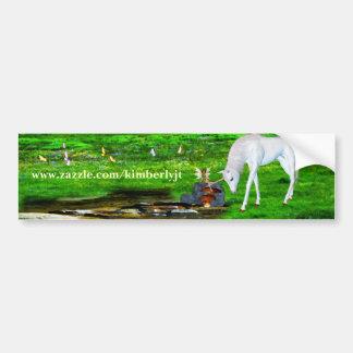 Spring in the Meadow Bumper Sticker
