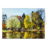 Spring in the Park Greeting Cards