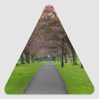 Spring in the Park Sticker
