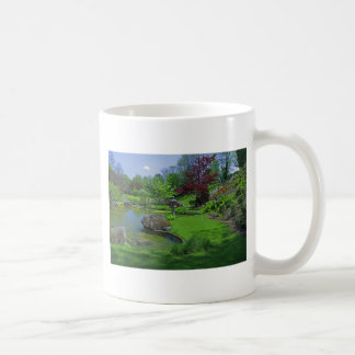 Spring in the Schedel Garden Coffee Mug