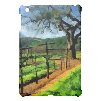 Spring in the Vineyard Cover For The iPad Mini