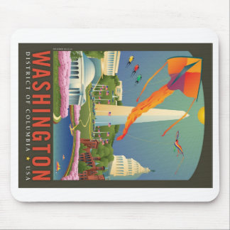 Spring in Washington D.C. Mouse Pad