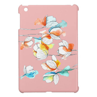 spring inflorescence iPad mini covers