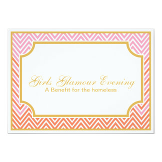 Spring Invitation Card
