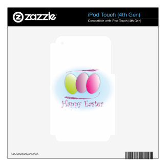 Spring iPod Touch 4G Decal