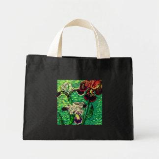 Spring Iris Bag