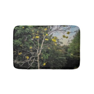 Spring is Coming - Bath Mat