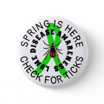 Spring is Here, Check for Ticks Button