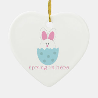 Spring Is Here Christmas Ornament