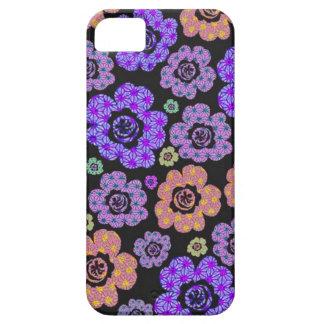 spring japanese blossoms flower power purple iPhone SE/5/5s case