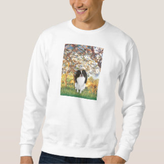 Spring - Japanese Chin 3 Sweatshirt
