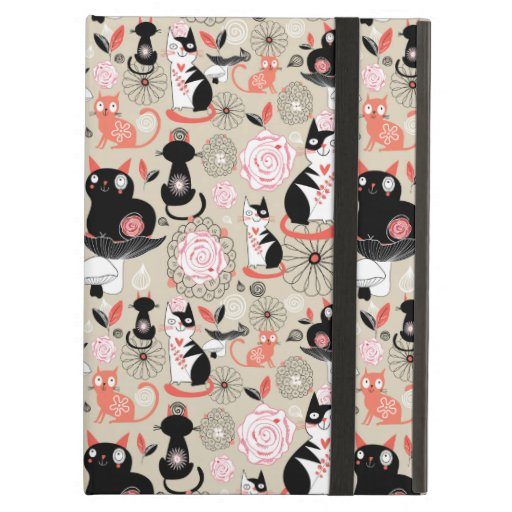 Spring Kitties iPad Case