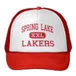 Spring Lake - Lakers - High - Spring Lake Michigan Hat