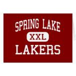 Spring Lake - Lakers - Junior - Spring Lake Greeting Card