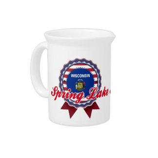 Spring Lake, WI Drink Pitchers