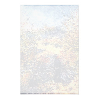 Spring Landscape By Pierre-Auguste Renoir Personalized Stationery