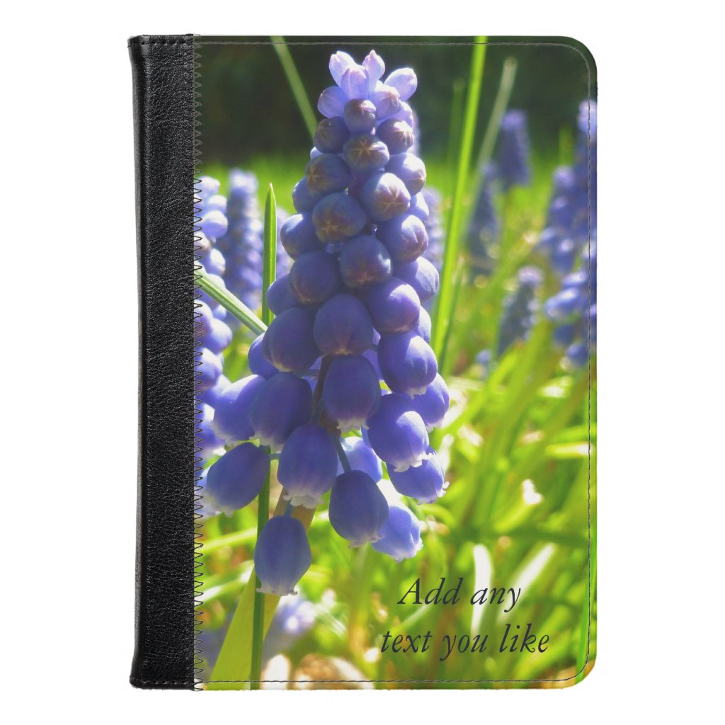 Spring lawn Kindle Fire HD/HDX Folio Case