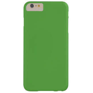 Spring Leaf Green in an English Country Wedding Barely There iPhone 6 Plus Case