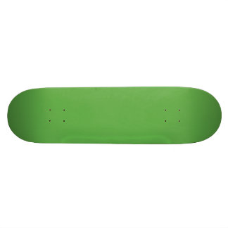Spring Leaf Green in an English Country Wedding Skate Deck