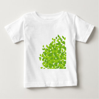 spring leaves baby T-Shirt